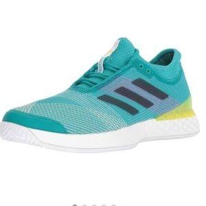 Brand New Men`s Adizero Ubersonic 3 Tennis Shoes